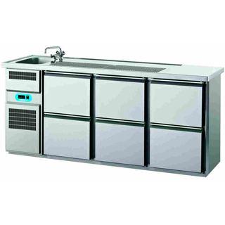 Produkt der Woche: Kühltresen mit 6 Schubladen 7