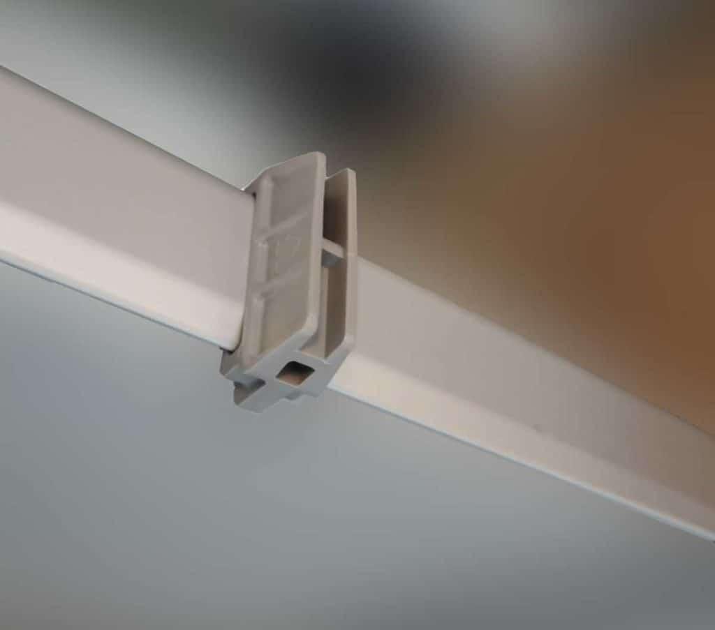 Hupfer Eckverbindungsklammer