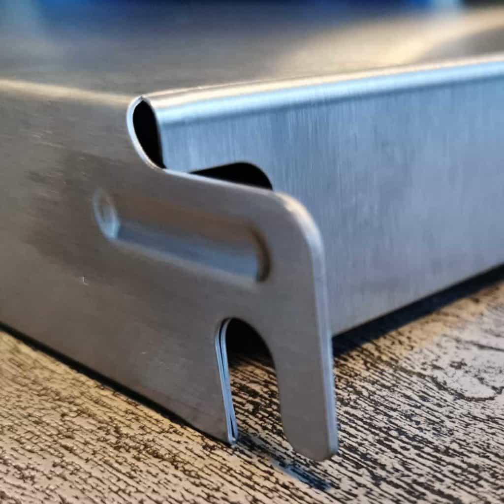 Hupfer Regalboden - Einhängung
